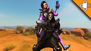 When You Carry Your Whole Team - Overwatch Funny & Epic Moments 603 - YouTube