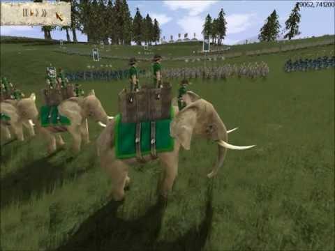 Rome Total War Online Battle #1903: Jugurtha vs Lasthenes of Kydonia