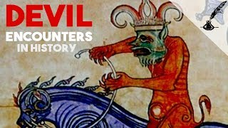 5 Historic Encounters with the Devil