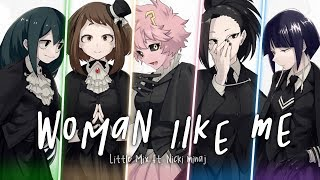 ❖ Nightcore ❖ ⟿ Woman Like Me [Switching Vocals | Little Mix, Nicki Minaj]