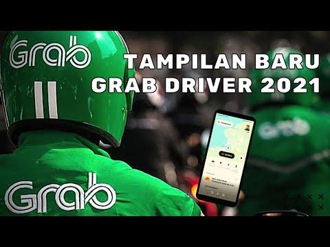 Tutorial Grab Driver, Tampilan Baru Grab Driver 2021, Akun Grab Lama Tidak Terpakai