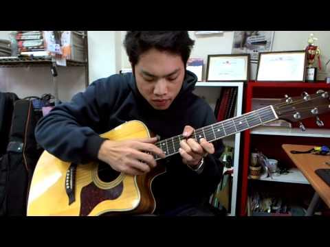 林俊傑-學不會[JJ - Never Learn] 吉他演奏版