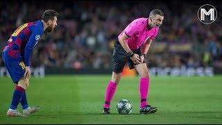 The Smartest Skills Without Touching The Ball - Lionel Messi