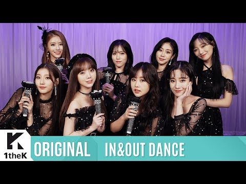 IN&OUT DANCE(인앤아웃댄스): Lovelyz(러블리즈) _ Lost N Found(찾아가세요)