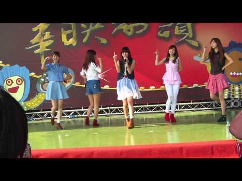 20131117 華映家庭日 PopuLady - 好想變蘋果