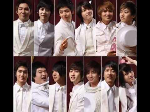 Super Junior - U (audio)