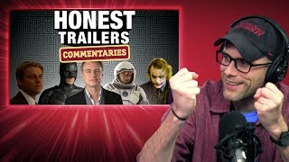 Honest Trailers Commentary - Every Christopher Nolan Movie
