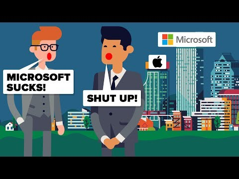 Is Microsoft Actually More Successful Than Apple? Microsoft vs Apple - Tech Company Comparison