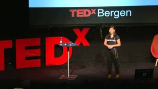 Taking a year on, not off: Jean Fan at TEDxBergen
