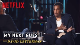 JAY-Z Discusses His Mother's Coming Out Story | My Next Guest Needs No Introduction | Netflix