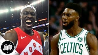 Pay or Delay: Should Pascal Siakam, Jaylen Brown, Caris LeVert get big deals? | The Jump