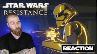 Star Wars Resistance Trailer - Reaction!