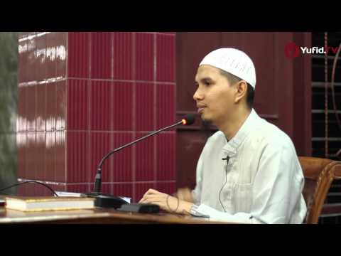 Jauhkan Dirimu Dari Riba Dan Harta Haram - Ustadz Dr. Erwandi Tarmizi