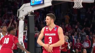 Wisconsin Basketball 2016-17: Plays of the year
