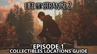Life is Strange 2: Episode 1 - All Collectibles - Dillydallying Achievement/Trophy Guide