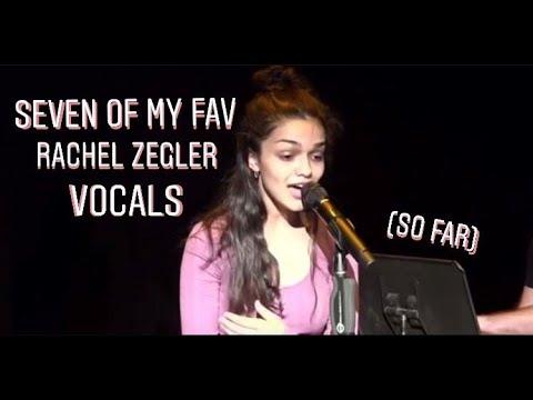 7 times Rachel Zegler's vocals had me SHOOK