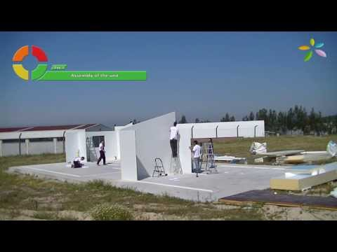 Modular building by Purever Group