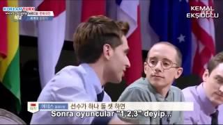Enes Kaya'nın Kore Televizyonunda Milli Takım...