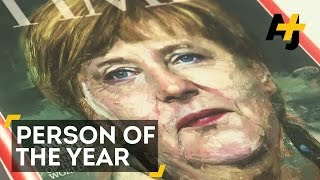 Why Time Named Angela Merkel