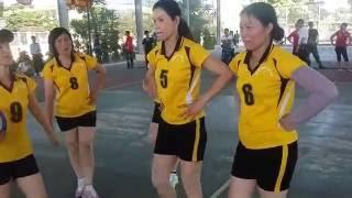Giải bóng chuyền nữ quân chủng PK-KQ