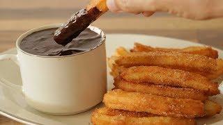 How to Make Perfect Churros | Churros Recipe
