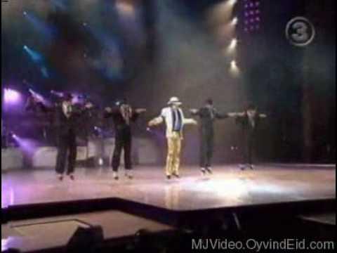 Mickael Jackson - Smooth criminal (Live)