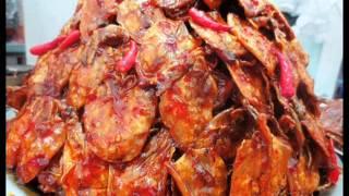 Mực Rim (ngào) ớt tỏi Quy nhơn Bình Định tại TPHCM, Call 0932-640-758