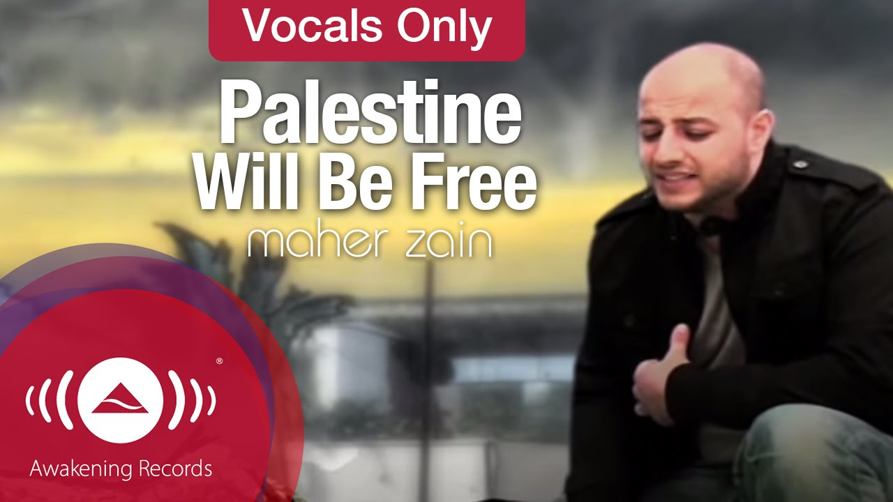 Maher zain vocals only free download