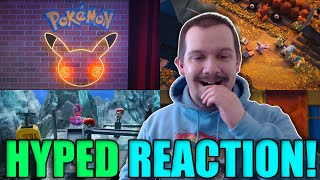 THIS MAKES ME FEEL OLD!! 25 Years of Memories   #Pokemon25 REACTION!