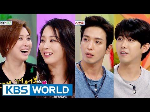 Hello Counselor - Jung Yonghwa, Hwang Kwanghee,Han Goeun, Kim Seonggyeong [ENG/2016.04.25]