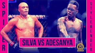 "Anderson Silva vs Israel Adesanya UFC 234 Promo | SPIDER VS STYLEBENDER | ""Steal The Show"""