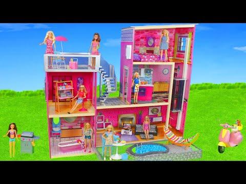 5 Diy Miniature Dollhouse Rooms Videomoviles Com
