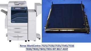 Error code 042-326/327/328 for Xerox C75 700 560 242