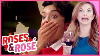 The Bachelor: Roses & Rose:Italy Brings Pasta, Red Wine, and Tears! Who Makes Hometowns?!