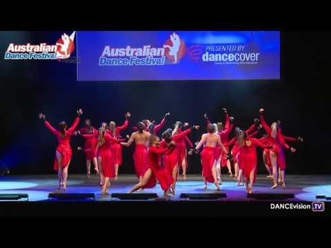 Jenina's Dance Workshop, Friday Night, 2016 Australian Dance Festival