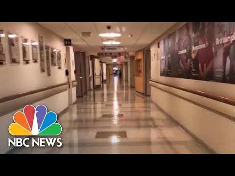 Nearly 2,000 Medical Students Graduate Early To Join Fight Against COVID-19 | NBC News NOW