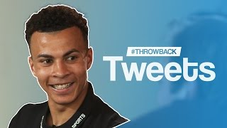 Dele Alli | #ThrowbackTweets