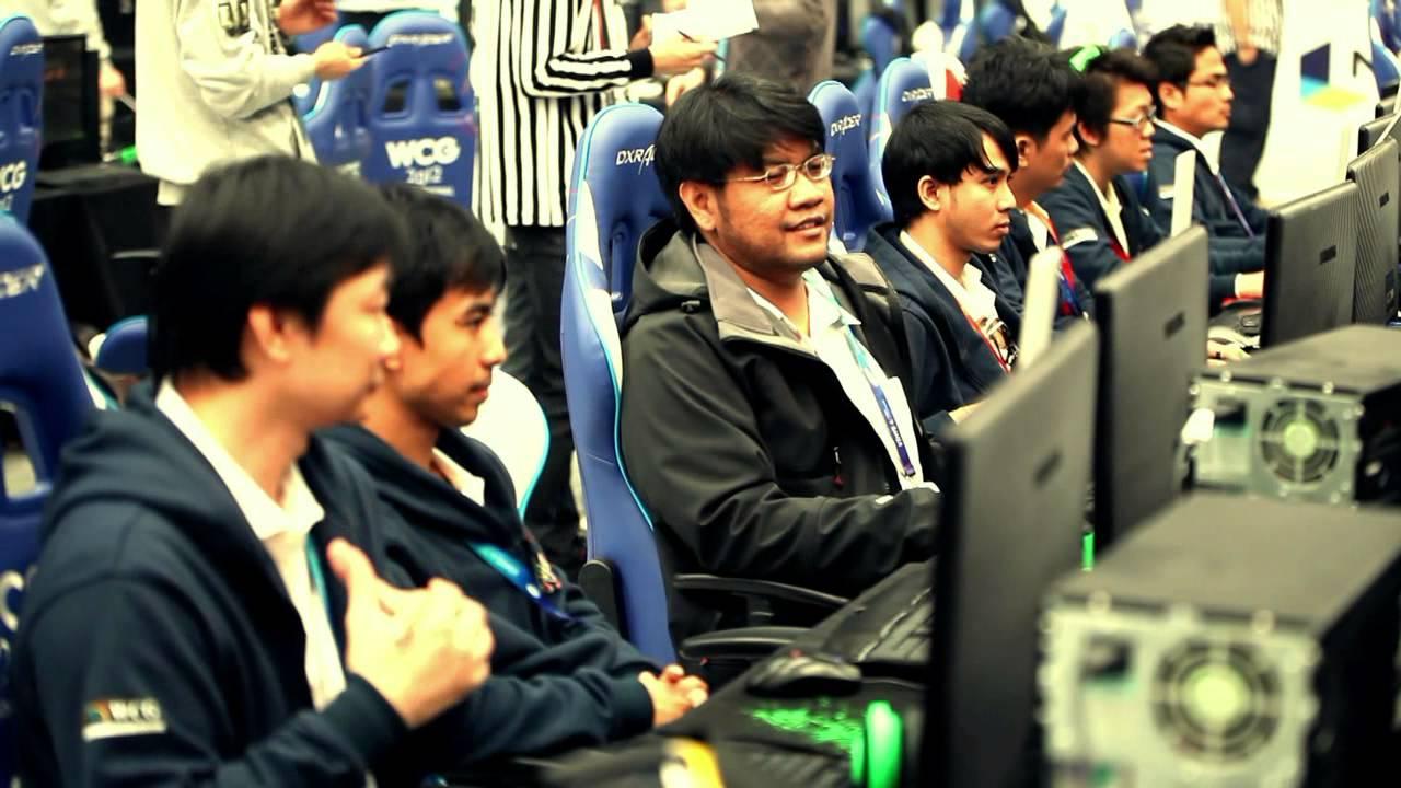 WCG 2012. Китай. Отчет второго дня финалов