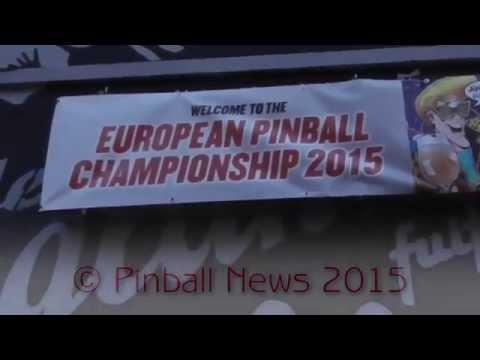 Epc2015: un tour nel Campionato Europeo di flipper sportivo 2015