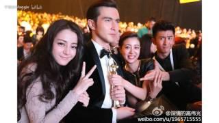 [Cao Vỹ Quang x Địch Lệ Nhiệt Ba] Lễ trao giải Kim Ưng 2014