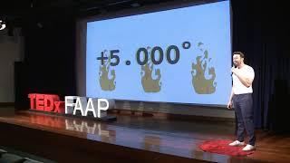 MIX PALESTRAS | Tiago Lopes | Como ver o futuro de uma forma positiva! | TEDxFAAP