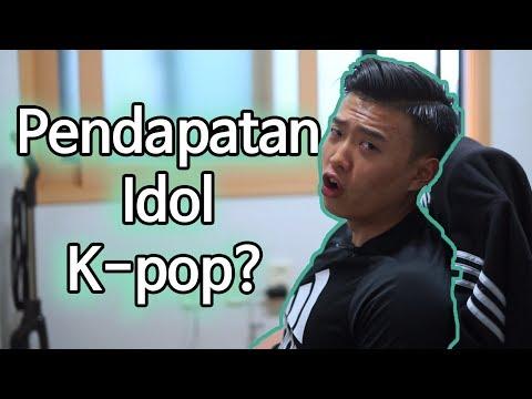 Gaji Idol K-pop!?
