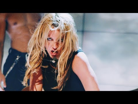 Britney Spears - Breathe On Me (Live @ CD: UK)