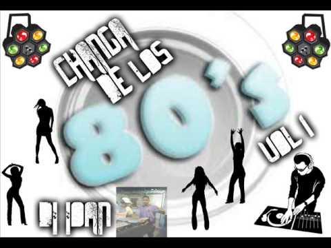 CHANGA RETRO DE LOS 80 VOL 1 DJ JOAN)