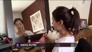 Entertainment News - Tips Makeup Cantik & Natural ala Gistra Putri