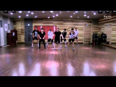 방탄소년단 We Are Bulletproof Pt.2 dance practice