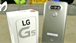 Video LG G5 32GB Rose Gold bVA_S09_UCY