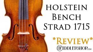 Holstein Bench Stradivarius 1715