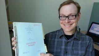 Original Star Wars script found in New Brunswick