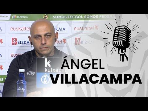 🎙️ Ángel Villacampa I post Athletic Club 2-0 Madrid CFF I J5 Primera Iberdrola